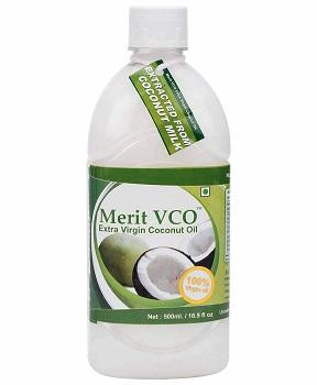 Merit Vco Extra Virgin Coconut Oil for Baby Skin