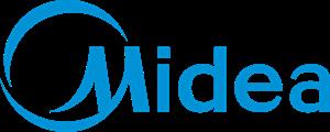 Midea brand logo