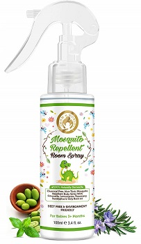 Mom & World Baby Mosquito Repellent Room Spray