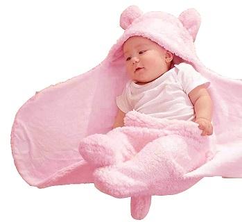 My NewBorn 3 in 1 Baby Blanket-Safety Bag