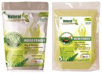 Natural Health and Herbal Products Natural Henna Powder