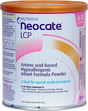 Neocate LCP Infant Formula