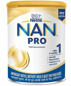Nestlé Nan Pro 1 Starter Infant Formula with Probiotics