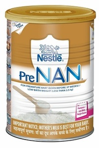Nestle PRE NAN Low Birth Weight Infant Milk Formula