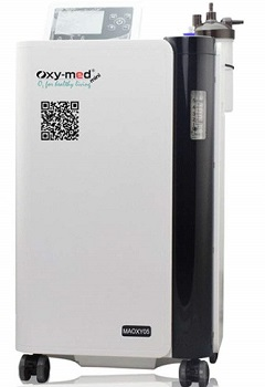 OXYMED oxygen concentrator machine