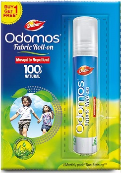 Odomos Fabric Roll Mosquito Repellent