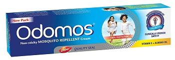 Odomos Non-Sticky Mosquito Repellent Cream