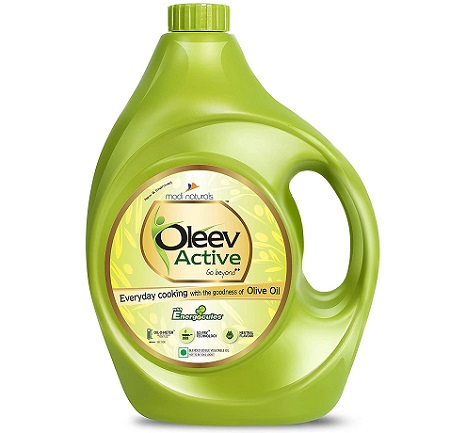 Oleev Active Olive Oil for Cooking