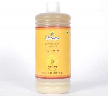 Oneness PanchaDeepam Prayer Oil