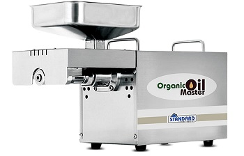 Organic Oil Master Stainless Steel Pressing Machine