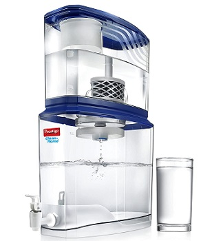 Prestige Non Electric Acrylic Water Purifier