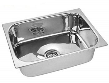 Prestige Oval Bowl Stainless Steel Vessel Sink