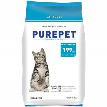 Purepet Adult Dry Cat Food
