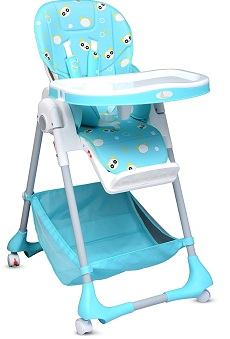 R for Rabbit Smart Feeding Table High Chair for Baby