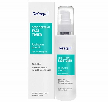 RE' EQUIL Pore Refining Face Toner