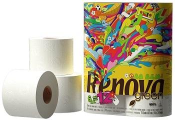 Renova Green Toilet Paper
