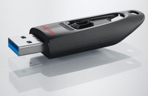 SanDisk Ultra SDCZ48-032G-U46 32GB USB 3.0 Flash Drive