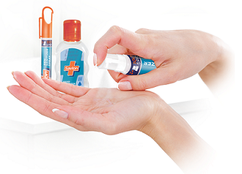Savlon Hand Sanitizer Spray