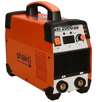 Shakti Technology Inverter Welding Machine