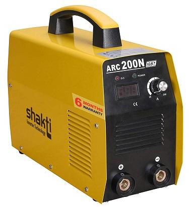 Shakti Technology 200Amp Inverter ARC Welding Machine