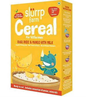 Slurrp Farm Organic Baby Cereal