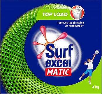 Surf Excel Matic Top Load Detergent Powder
