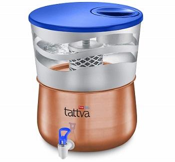 TTK Prestige Tattva copper Water Purifier