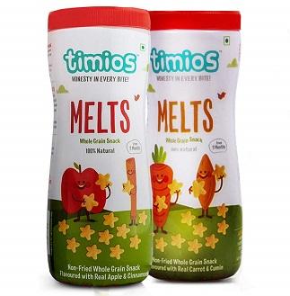 Timios Mix Flavours Melts