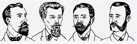 Types of Beard