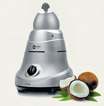 Upendra shenoys innovative coconut scraper