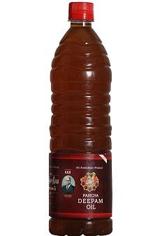 VVV Anandham Anandham Pancha Deepam Puja Oil