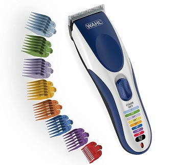 Wahl Clipper Color Pro Cordless Rechargeable Hair trimmers