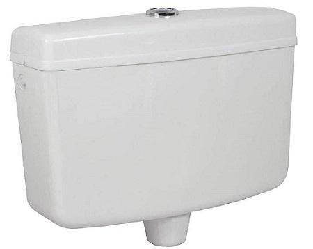 Welkar Slimline Dual Flush Wall Mount Cistern