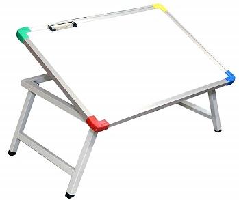 White Writing Foldable Study Table