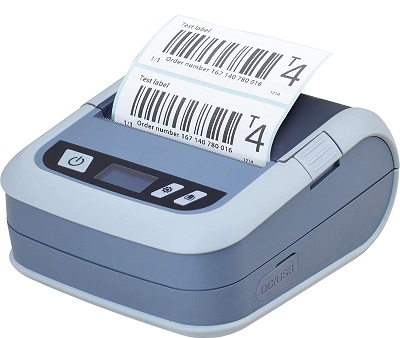 Wizzit Xprinter Portable Rechargeable Barcode Label and Receipt Printer