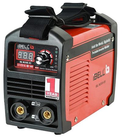 iBELL 200-89 Inverter ARC Compact Welding Machine